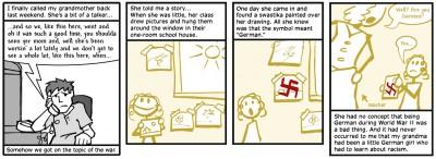 "May 5, 2003: ""Grandma's Story"""