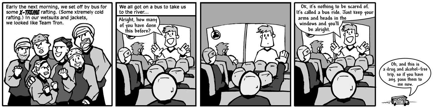 "June 16, 2003: ""Bus Rules"""