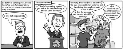 "June 3, 2004: ""Responsibility"""