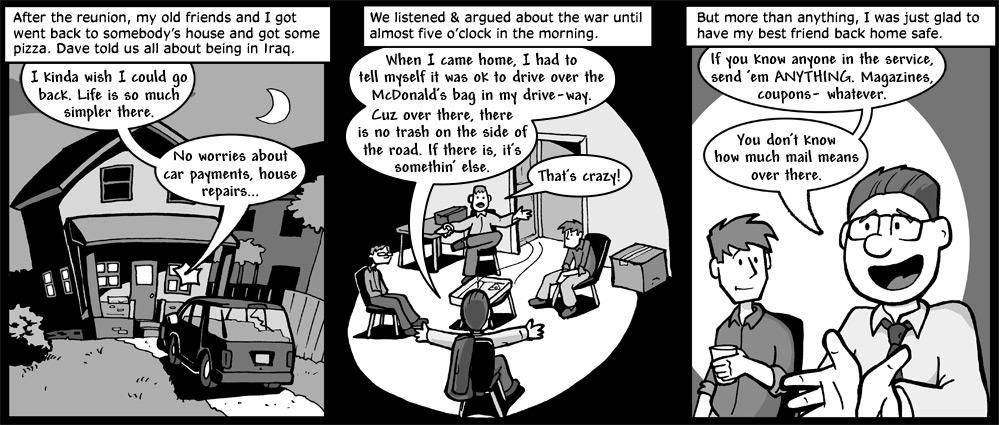 """December 2, 2004: """"War Stories"""""""