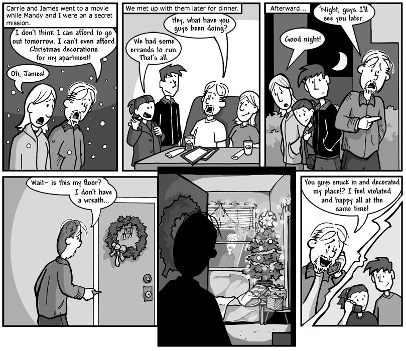 "December 20, 2004: ""James' Christmas"""