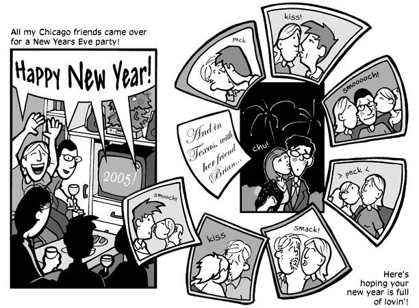 "December 31, 2004: ""Season of Love"""